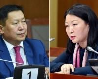 СЗХ-ны дарга С.Даваасүрэн, Монголбанкны ерөнхийлөгч Н.Баяртсайхан нарыг  чөлөөллөө