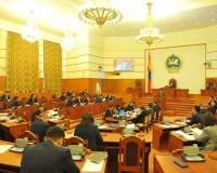 Оюутолгой ордын ашиглалтад Монгол Улсын эрх ашгийг хангуулах тухай тогтоолын төслийг баталлаа