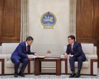 Монгол Улсын Засгийн газар, Бүгд Найрамдах Франц Улсын Засгийн газар Санхүүгийн хэлэлцээр соёрхон батлах тухай хуулийн төслийг өргөн барилаа