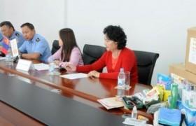 Баян-Өлгийд үерт өртсөн охид, эмэгтэйчүүдэд НҮБ-аас тусламж өгөв