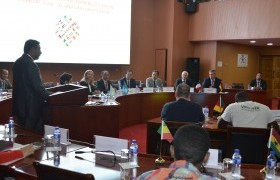 НҮБ-ын нөөцийн ангиллын олон улсын сургалт эхэллээ