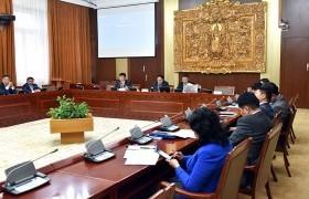 Д.Эрдэнэбат: Засгийн газрыг огцруулах саналыг АН гаргах ёстой
