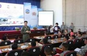 Монгол, америкийн аврагчид хамтарсан дадлага сургууль хийнэ
