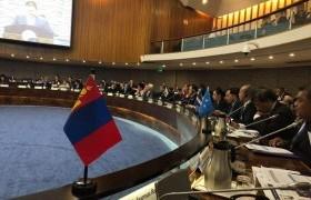 УИХ-ын гишүүд Ази, Номхон далайн орнуудын парламентчдын форумын уулзалтад оролцож байна