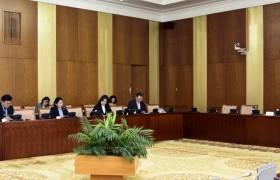 ЭЗБХ: Валютын зохицуулалтын тухай хуулийн төслийг хэлэлцэхийг дэмжив