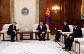 Ашигт малтмалын ордыг ашиглаж олсон валютын орлогын мөнгөн гүйлгээ, төлбөр тооцоог Монголбанк дамжуулна