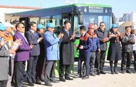 """Монгол инженерүүдийн бүтээсэн """"Мон-30"""" автобус үйлчилгээнд явахад бэлэн болжээ"""