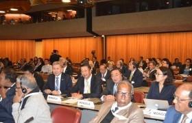 УИХ-ын гишүүд ОУПХ-ны чуулганд оролцож байна