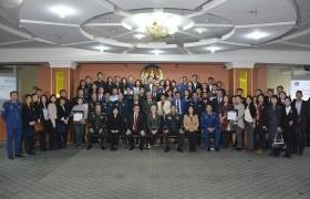Азийн сайд нарын хурлын үеэр хамтран ажилласан байгууллага, хувь хүмүүст талархал илэрхийлэв