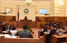 Монгол Улсын 2019 оны төсвийн тухай хуультай хамт өргөн мэдүүлсэн хуулиудыг хэлэлцэхийг дэмжлээ