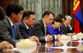 Тяньжин-Улаанбаатарын хамтын ажиллагааны талаар 10 санал дэвшүүлэв