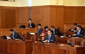 Монгол Улсын 2019 оны төсвийн хүрээний мэдэгдэл, 2020-2021 оны төсвийн хүрээний мэдэгдлийг батлав