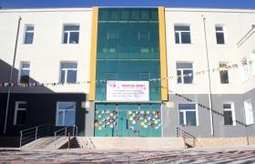 """Багануур дүүрэгт 320 хүүхдийн суудалтай """"ОЮУНЫ ЭРИН"""" цогцолбор сургууль шинээр ашиглалтанд орлоо"""