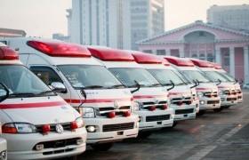 Эрүүл мэндийн байгууллагуудад түргэн тусламжийн автомашин хүлээлгэж өглөө
