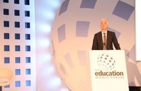 БСШУС-ын сайд Ц.Цогзолмаа дэлхийн боловсролын сайд нарын чуулга уулзалтад оролцож байна