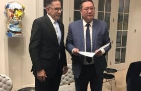 Ерөнхий сайд У.Хүрэлсүх Израилийн Ерөнхий сайдыг Монголд айлчлахыг урьжээ