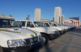 21 аймгийн Эрүүл мэндийн газарт яаралтай түргэн тусламжийн автомашин гардуулж өглөө