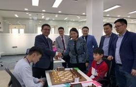 Монгол Улсын Шатрын улсын аварга шалгаруулах анхан шатны тэмцээн эхэллээ