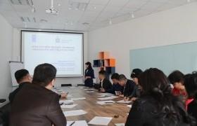 Хан-Уул дүүргийн ИТХ-ын төлөөлөгчид сургалтад хамрагдлаа