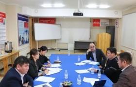 Улаанбаатар хот дахь салбаруудын дарга нартай уулзалт хийлээ