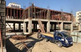 Улаанбаатар хотын хамгийн том сургууль есдүгээр сард ашиглалтад орно