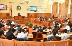 Улсын Их Хурлын ээлжит бус чуулган Даваа гарагт эхэлнэ