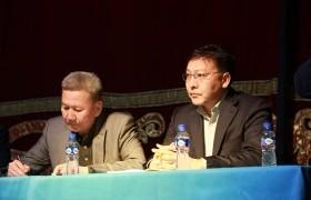 УИХ-ын гишүүн Л.Болд, Ж.Батзандан нар Эрдэнэт, Дархан хотод ажиллалаа