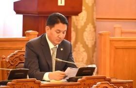 Татварын ерөнхий хуульд оруулсан Ж.Ганбаатар гишүүний санал