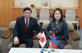 С.Чинзориг:Япон улстай хөдөлмөрийн салбарт хамтын ажиллагааг өргөжүүлэх өргөн боломж байна