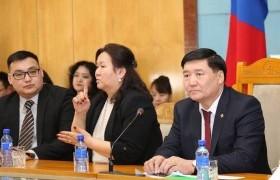 С.Чинзориг: Хуулийг хэрэгжүүлэх ажлыг төрийн байгууллага өөрөөсөө эхлэх ёстой