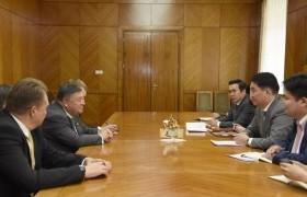 Ж.Ганбаатар: Монгол-ОХУ-ын Эдийн засгийн байнгын хороодын хамтын ажиллагаанд онцгой анхаарна