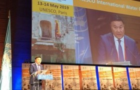 Байгаль орчин, аялал жуулчлалын сайд Н.Цэрэнбат Бүгд Найрамдах Франц Улсад ажлын айлчлал хийв
