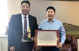 Монгол Улсын шилдэг аймгаар Дорноговь шалгарлаа