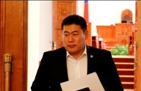 Монгол Улсын сайд, ЗГХЭГ-ын дарга Л.Оюун-Эрдэнэ Дорноговийг зорив