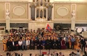 Санкт-Петербург хотод Монголын соёлын өдрүүд эхэллээ