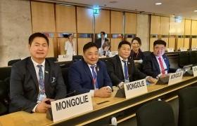 Олон улсын хөдөлмөрийн байгууллагын 108 дахь Бага хурал Женев хотноо эхэллээ