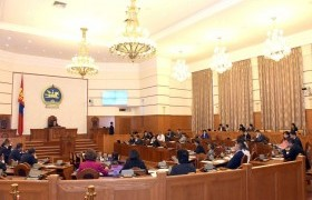 Улсын их хурлын чуулганы нэгдсэн хуралдаан эхэллээ