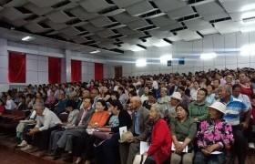 Ховд аймгийн иргэдэд Монгол Улсын Үндсэн хуульд оруулах нэмэлт, өөрчлөлтийн төсөл танилцуулав