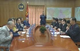 Шадар сайд Ө.Энхтүвшин Болгарын Эдийн засгийн сайдыг хүлээн авч уулзав