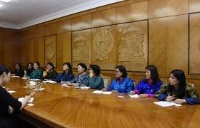 УИХ-ын гишүүн А.Ундраа Бутаны Хаант Улсын төлөөлөгчидтэй уулзлаа