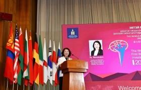 Дэлхийн монголчуудын бизнес, хөрөнгө оруулалтын анхдугаар чуулган амжилттай зохион байгуулагдлаа