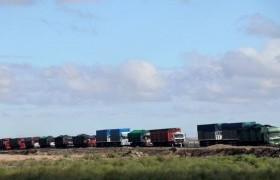 Тавантолгой-Гашуунсухайт чиглэлд хүнд даацын авто зам барина