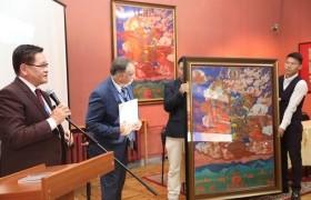 Рерих нар ба Монгол олон улсын эрдэм шинжилгээний II их хурал эхэллээ