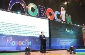 """Ерөнхий сайд У.Хүрэлсүх """"ABU ROBOCON-2019 MONGOLIA"""" тэмцээнд оролцогчдод амжилт хүслээ"""