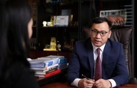 Б.Ганхуяг: 2020 он гэхэд 200 орчим км төмөр зам тавих боломж бүрдсэн