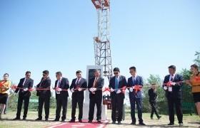 Газрын тосны цэцэрлэг нээлтээ хийлээ