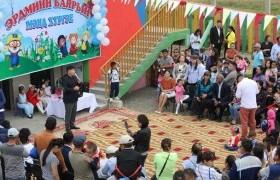 Сонгинохайрхан дүүргийн 36 дугаар хорооны 170 хүүхэд шинэ цэцэрлэгтээ ирлээ