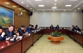 Монгол Улсын Засгийн газар, Оросын  Холбооны Улсын Засгийн газар хоорондын ноот бичиг соёрхон батлах тухай хуулийн төслийг дэмжлээ