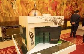 Чингис хааны музей, байгалийн түүхий музей, Үндэсний урлагийн их театрын зураг төслийн явцыг танилцууллаа