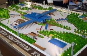 Замын-Үүд боомтын шинэчлэл, барилгын байгууламж, дэд бүтцийн барилга угсралтын ажлын шав тавих ёслол боллоо